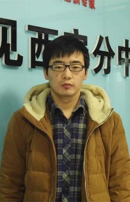 西安嵌入式培训中心学员刘亮